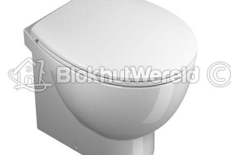 Wasbak Toilet Klein : Accessoire toilet met wasbak en kraan